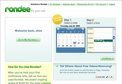 Rondee.com - Free Conference Call Service-7 | by Web Worker Daily