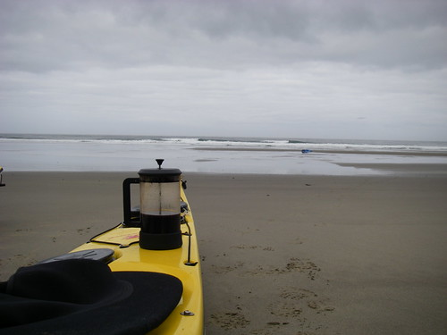 coffee and kayak | by red alder ranch