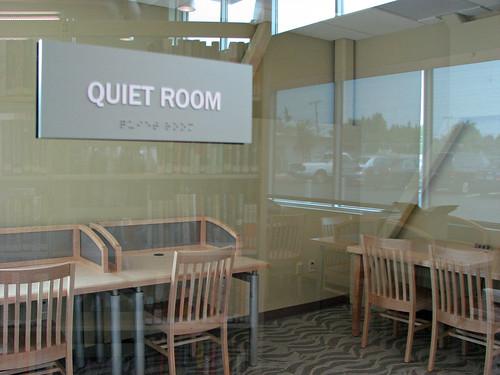 Quiet Study Room San Jos Public Library Flickr
