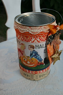 Halloween Candy container | by fleamarketstudio