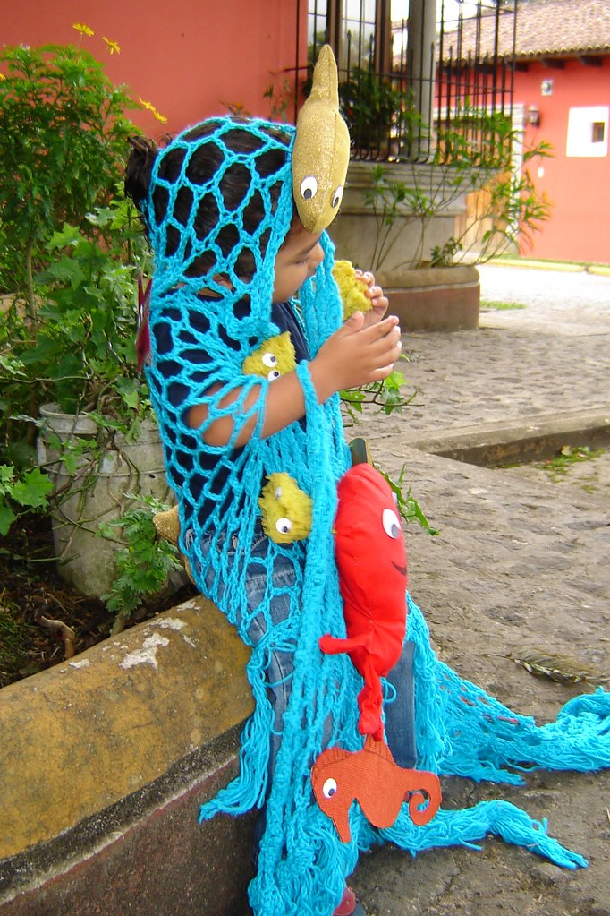 halloween costume the ocean by lachapina