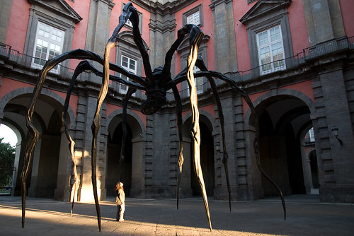 Louise Bourgeois per Capodimonte | by Checiàp