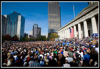 Obama Rally | by fensterbme