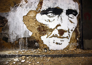 Chisel face by Vhils | by greenwood100