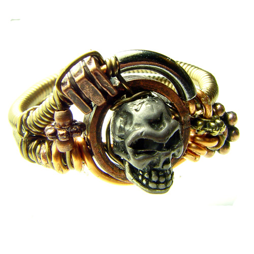 Steampunk Jewelry | by Catherinette Rings Steampunk