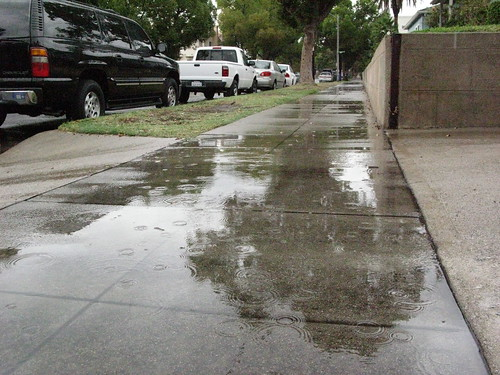 Rain in Burbank | by icmags