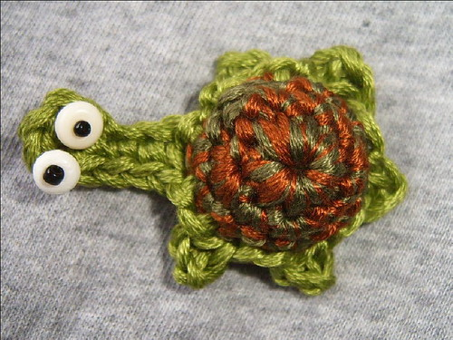 turtlemagnet | by Knot By Gran'ma