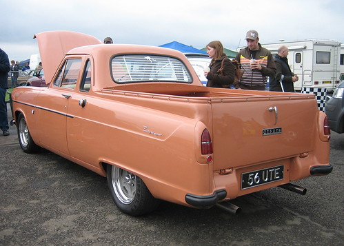 Ford Zephyr Ute | by ComfortablyNumb...