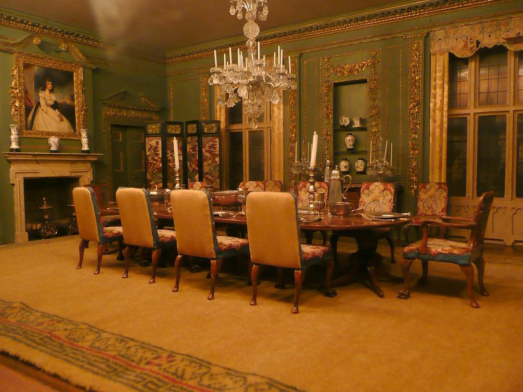 Genial ... Dollhouse Dining Room | By Jack English