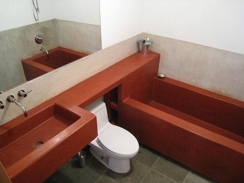 White Ash Bathroom Furniture