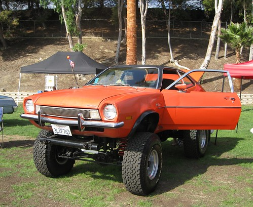 Ford Pinto - 1972 | by MR38.