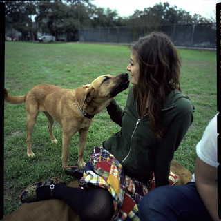 Brooke Dog Kiss | by J.Gardner