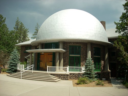 Slipher Building, Lowell Observatory | by Puggles