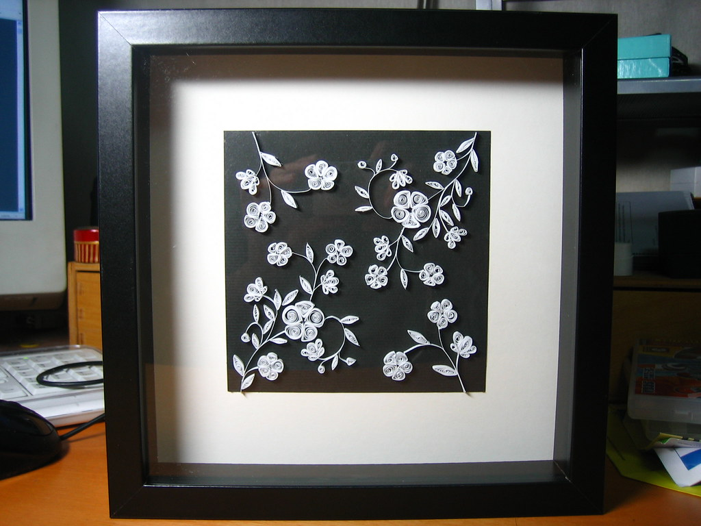 Paper Quilling Flowers Daynema Flickr