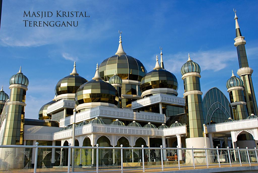 Image result for masjid kristal terengganu