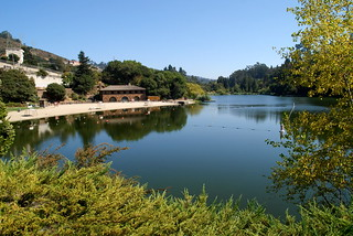 Oakland's Lake Temescal | by vision63