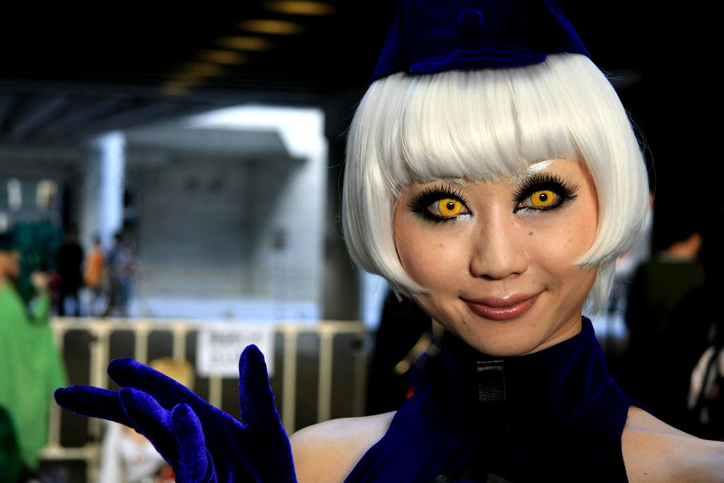 Old Yellow Eyes, Cosplay, Tokyo