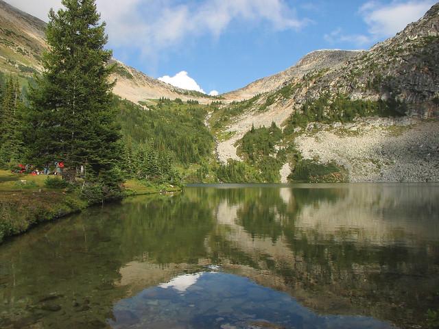 Stein Valley, 30 Aug 2008