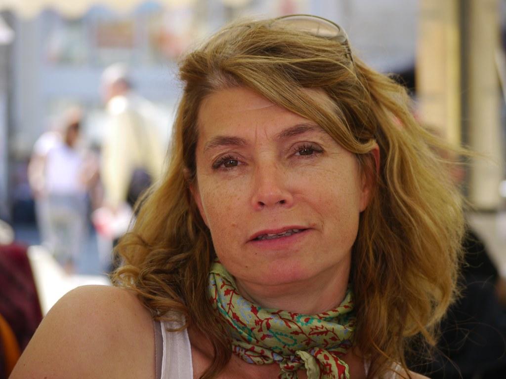 Angélique Villeneuve - Comédie du Livre 2011 - Montpellier - P1150577