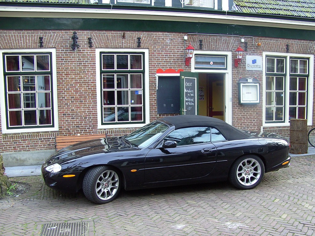 ... 2005 Jaguar XK8 Convertible | By Davydutchy