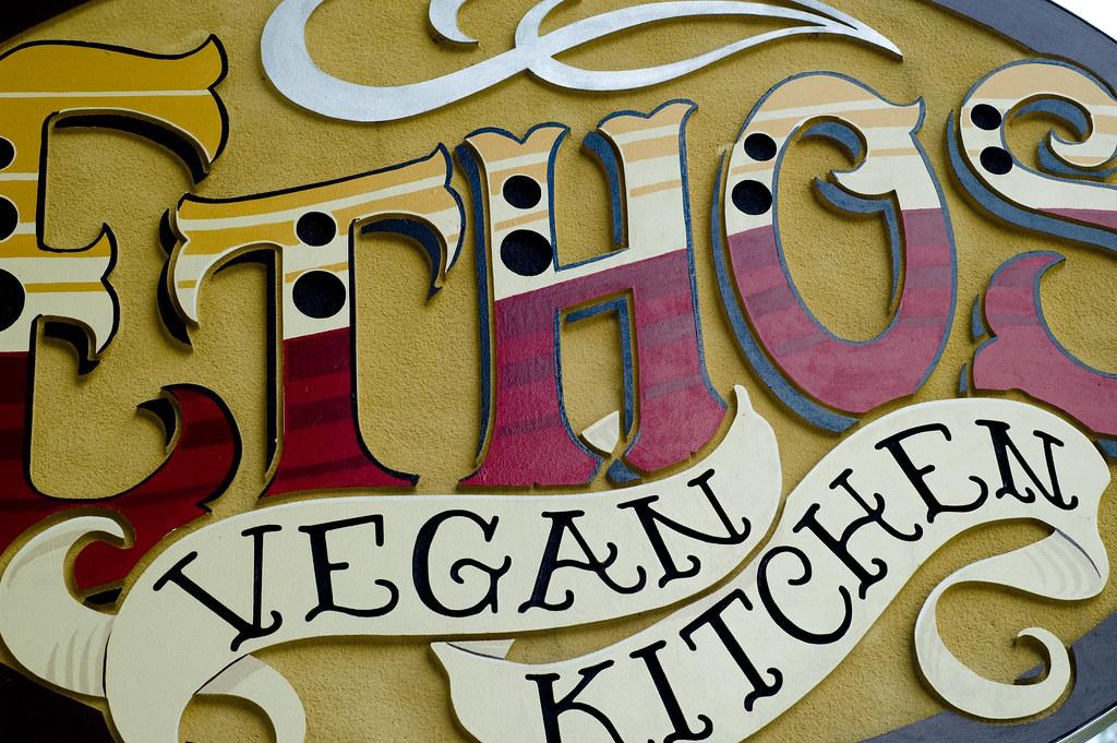 Ethos Vegan Kitchen | Read more at eatlikearabbit.net: www.e… | Flickr