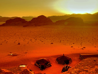 Life on Mars? | by Carlo Tancredi