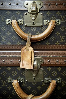 Louis Vuitton Vintage Trunks | by geishaboy500