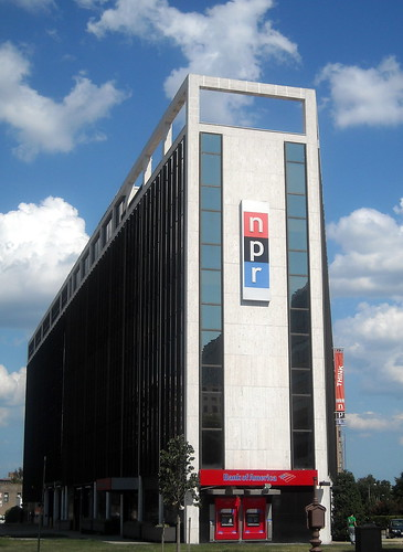 NPR headquarters | by NCinDC