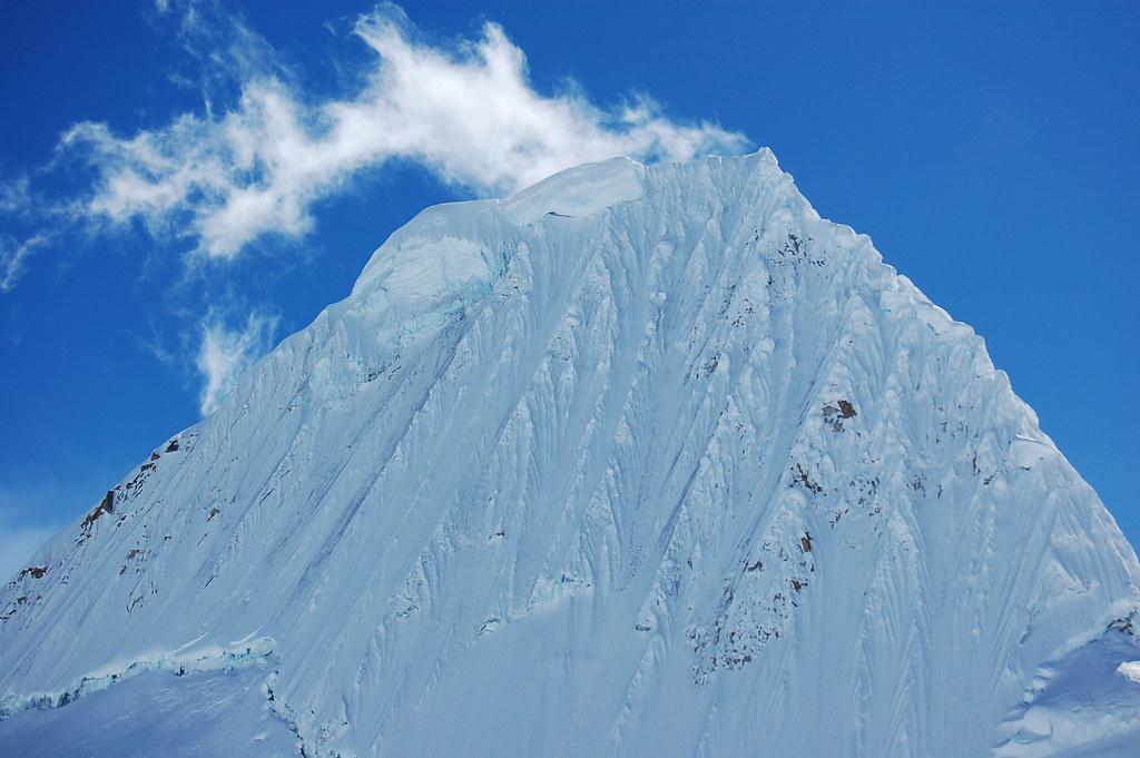 19 najpiękniejszych gór świata. Alpamayo