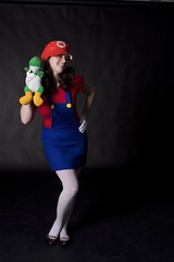 Mario Girls 1 | by Meagan.Marie
