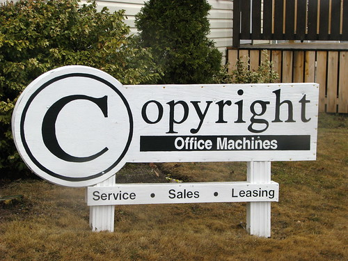Copyright? | by Stephen Downes