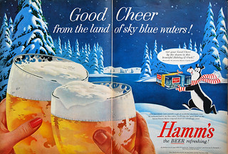 Hamm's Beer, 1950's | by Roadsidepictures