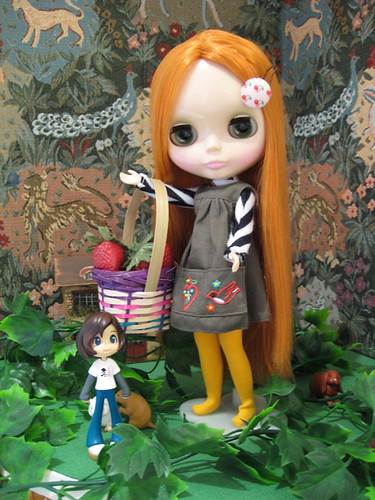 Florentine meets Blythe | by lholy-chan