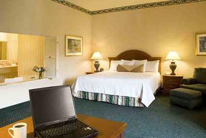 Hilton Hotel Age Requirement