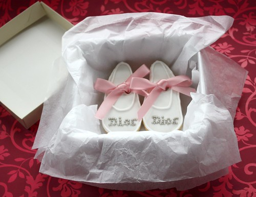 Baby Shoes Photos