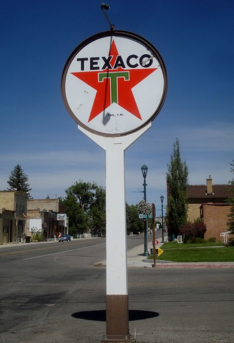 Vintage Texaco Sign | by arbyreed