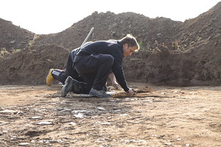 Local, state archeologists 'dig' USACE construction site in Wiesbaden | by USACE Europe District