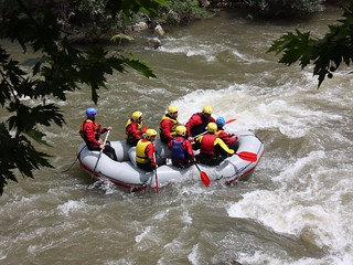 Rafting in River Struma | by Klearchos Kapoutsis