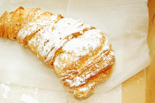 Lobster Tail from Mike's Pastry | Chris&Rhiannon | Flickr