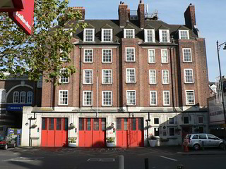West Norwood Fire Station, London SE27 | by David Buckley