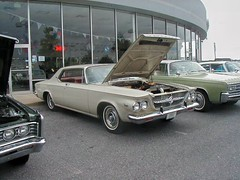 1963 Chrysler 300j Chrysler Product Owners Club Show At