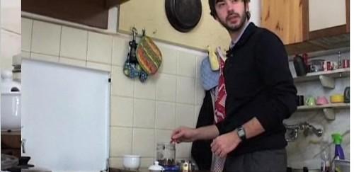 Mix di stili in cucina rivestimenti a contrasto for Stili di cucina