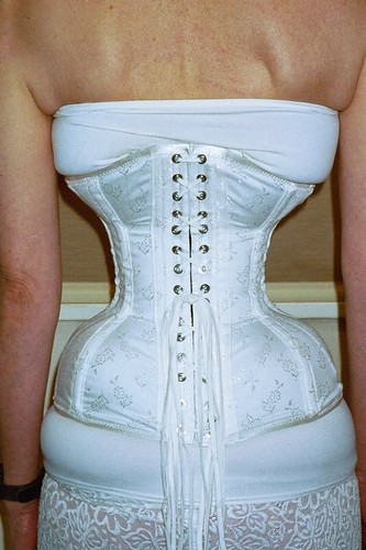 THE STEM WAIST - THE UTMOST IN CORSETING - WOULD YOU LIKE TO TRY FOR A DAY OR TWO? | by helen49stern