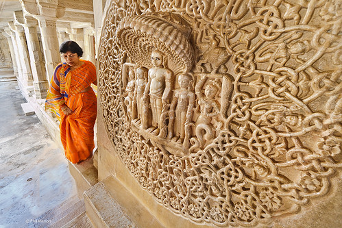 Ranakpur Jain Temple ...Rajasthan....India | by Phil Marion