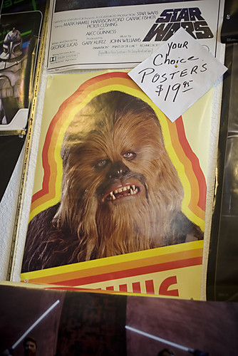 Chewbacca Poster | by Draplin