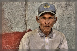 Old man Sembalun, colour | by NeilsPhotography