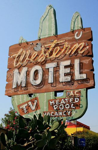 Western Motel | by The Real Devil Doll