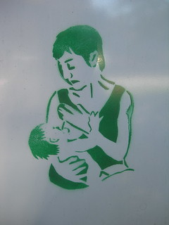 New Zealand: Breastfed Graffiti | by eliduke