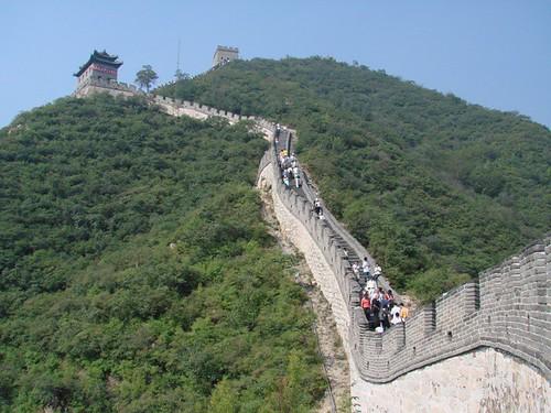 A grande muralha da china simplesmente impressionante for A grande muralha da china