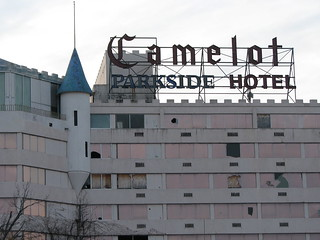 Camelot Hotel - Tulsa, OK | by Lost Tulsa